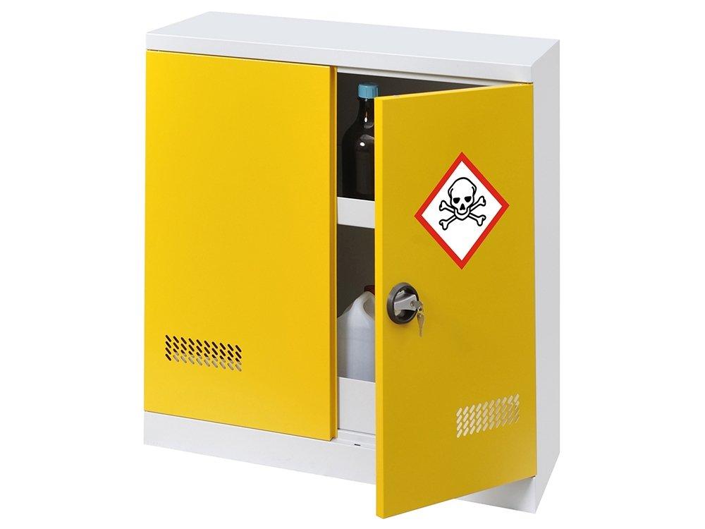 Armoire de sécurité 2 portes - Rétention 72 L