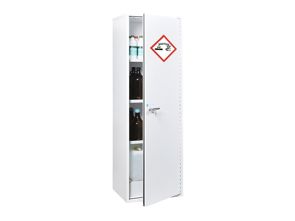 Armoire de sécurité pour corrosifs - Rétention : 46 L