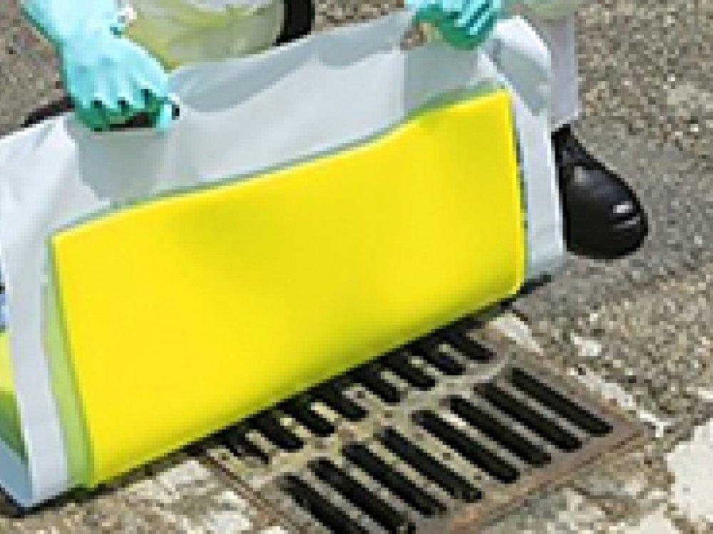 Plaque de protection des égouts
