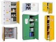 Armoires de sécurité pour produits inflammables, phytosanitaires et corrosifs - DIFOPE