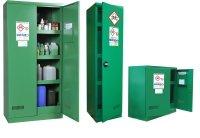 Gamme des armoires pour phytosanitaires